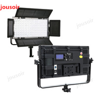 Falcon Eyes 100W LP 2005TD Dimmable LCD Studio Light Panel LED Video Light with Aluminum Carry Case LED Photo Lighting CD50