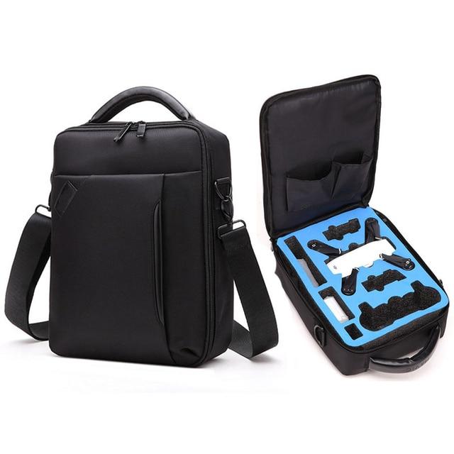 40e4f4043f7db Storage Box Shoulder Bag For DJI Spark Drone & Accessories Waterproof Case  Protector Handbag Portable Carry Bag for DJI Drone