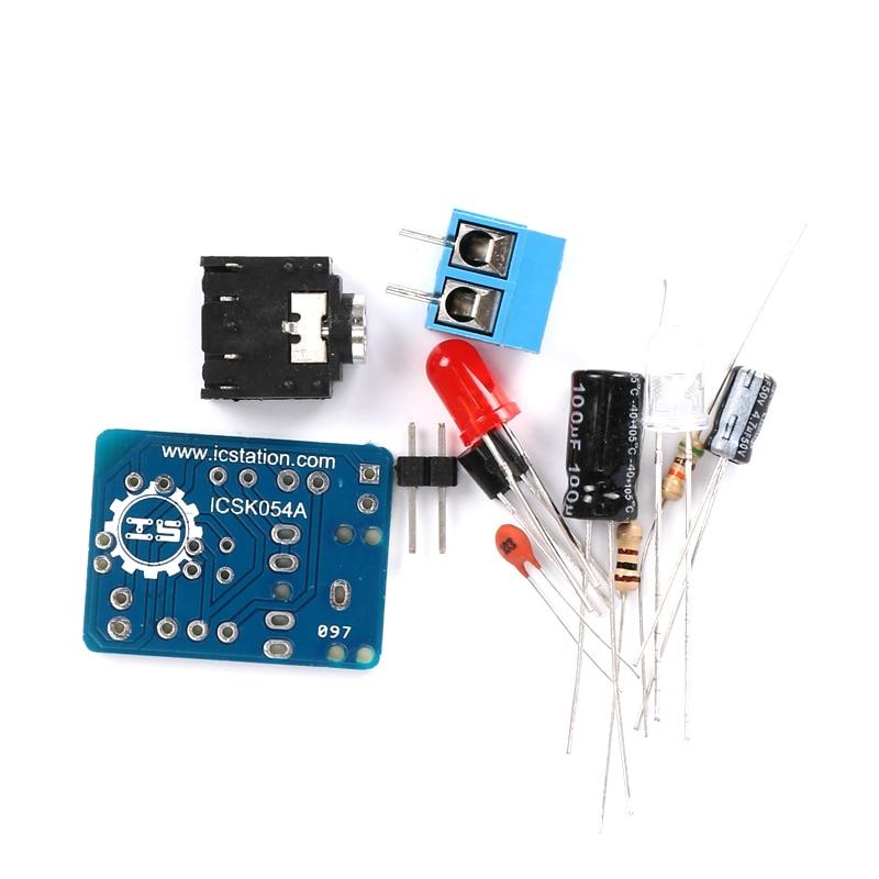 Ausbildung Komponenten Elektronische Schweißen 9