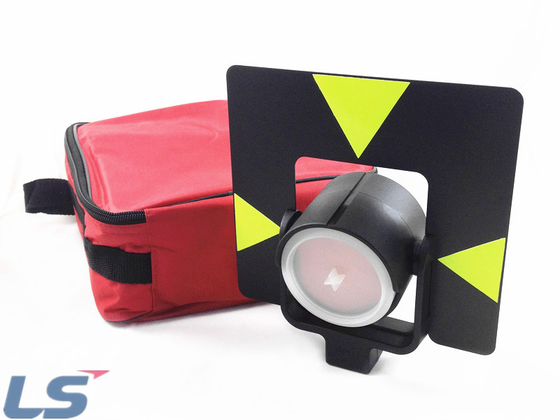 Single Prism With Soft Bag For Leica Total Station