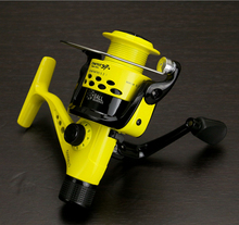 Fishing Reel 12BB rear brake wheel collapsible left/right interchangeable arm spinning reel for pesca CTR 2000-7000 series