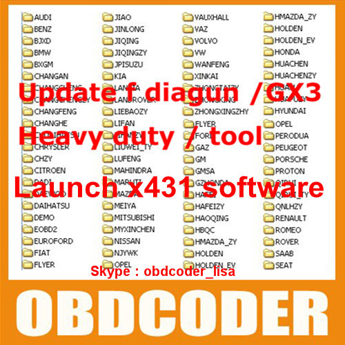 обновление launch x431 master бесплатно