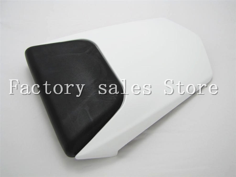 For Yamaha YZF1000 YZF 1000 R1 2000 2001 00 01 White Rear Seat Cover Cowl Solo Racer Scooter Seat Motorcycle Motorbike YZFR1