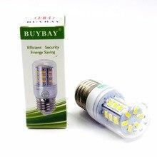 AC 220 В/110 В E27 E14 led кукурузы лампы SMD 5730 24 Светодиодов 250-399LM Теплый белый/холодный белый 3 Вт светодиодная лампа быстрая доставка низкая цена