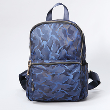2016 Unisex Camouflage Bag School Backpack For Men And Women Nylon Backpack Travel Bags travel bags Hand Luggage High Quality