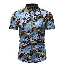 Männer Hawaiian Shirts männer