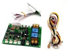 Ses kontrol panosu için su otomatı, sayma kontrolü, parça otomat