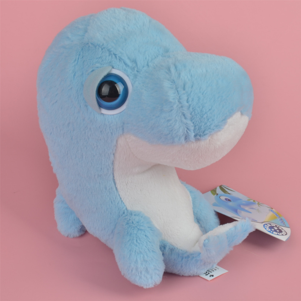 Wholesale Baby Toys : Cm big eyes dolphin plush toy baby gift kids