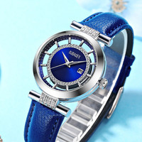OUBAOER Top Brand Ladies Quartz Wristwatch Business Watches Women Fashion Clock Watch Gift For Women Relogio Feminino