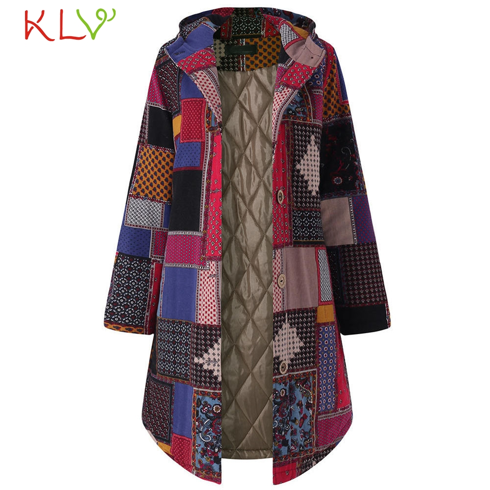 HTB1uXT XsvrK1Rjy0Feq6ATmVXah Women Jacket Winter Hooded Pockets Vintage Oversize Long 2018 Plus Size Ladies Chamarra Cazadora Mujer Coat For Girls 18Oct24