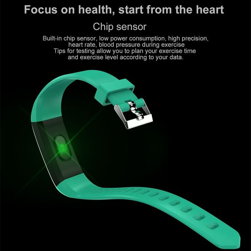Blood Pressure, Heart Rate Monitor 13