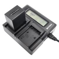 Camera Dual Car Desktop Charger For Sony NP FV100 NP FV100 FV50 FV70 FH100 FH70 FH50