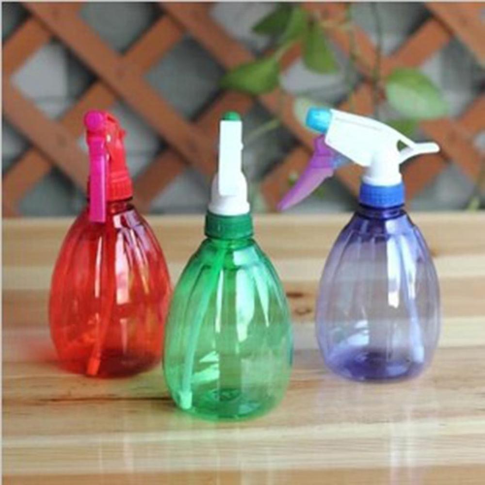500ml Empty Plastic Spray Bottle Pet Sterilizing Kettle Portable Plastic Multi Purpose Bottle Pet Supplies