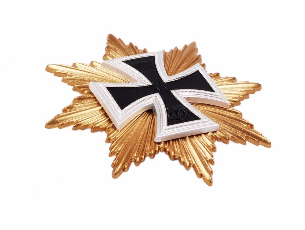 WW1 WWI impérial ROYAL allemand prussien HINDENBURG étoile grands chevaliers croix de fer - 3