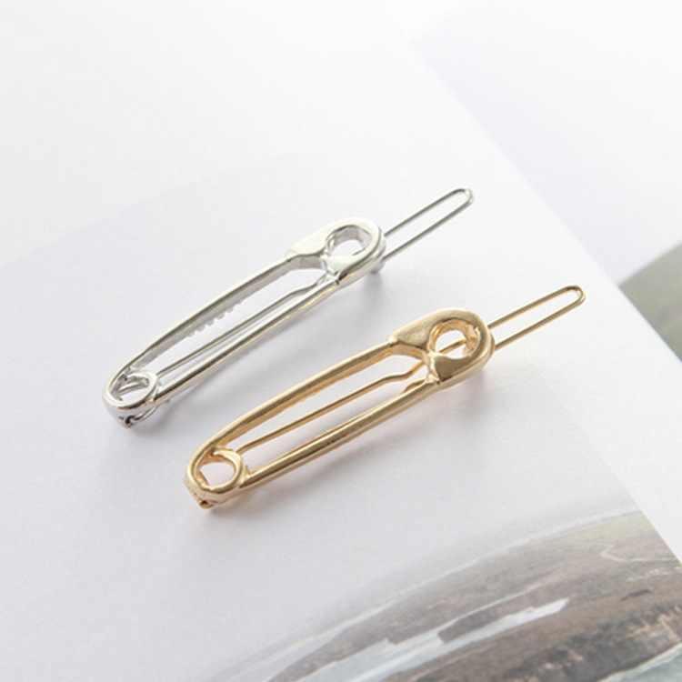 2019 Nieuwe Mode Prachtige Sieraden Haar Clip Metalen Pin Vorm Haar Ornamenten Versierd Kikker Clip Voor Dames Nieuwe Product Launch