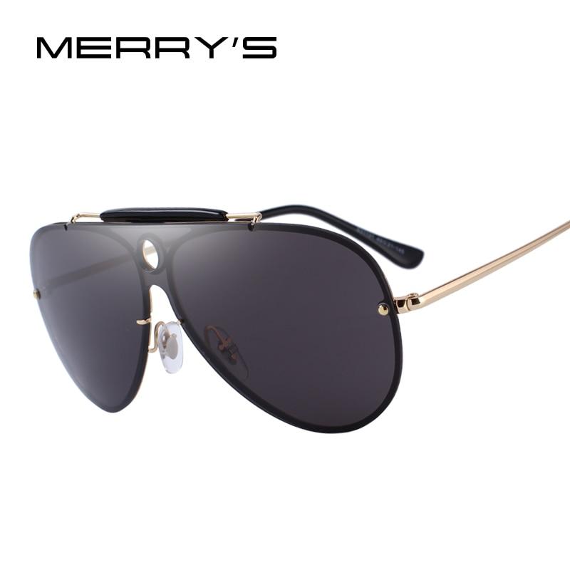 MERRY'S DESIGN Men/Women Classic Pilot Sunglasses UV400 Protection S'6122