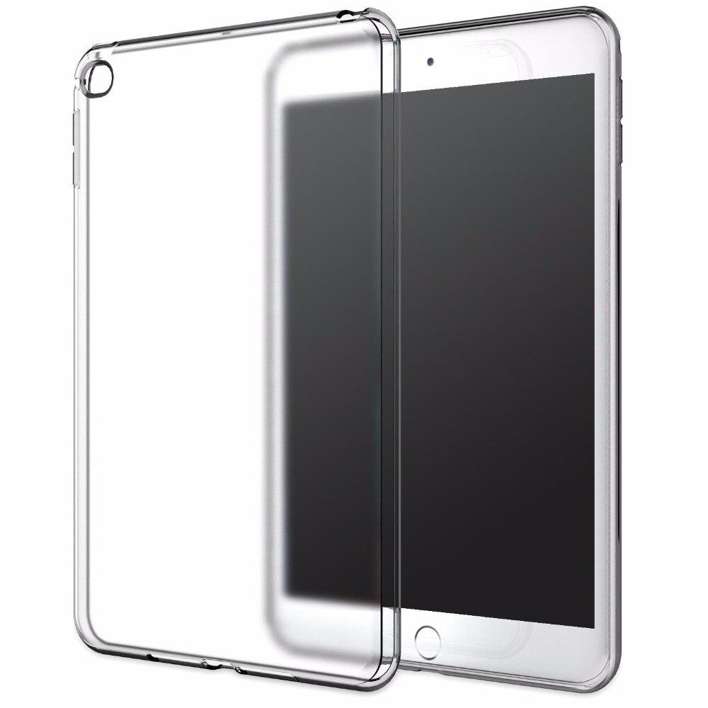 Ултра тънък мек ТПУ калъф за iPad Pro 12.9 - Аксесоари за таблети - Снимка 6