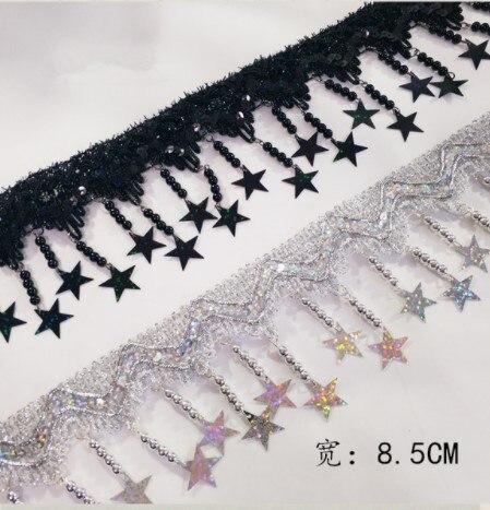 Custom lace trim applique diy