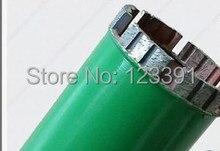 Продвижение продажа Лазерной сварки 27*450*10 мм супер длинные алмазные коронки основной бит для бурения на мраморной/гранитной/cocrete/стене