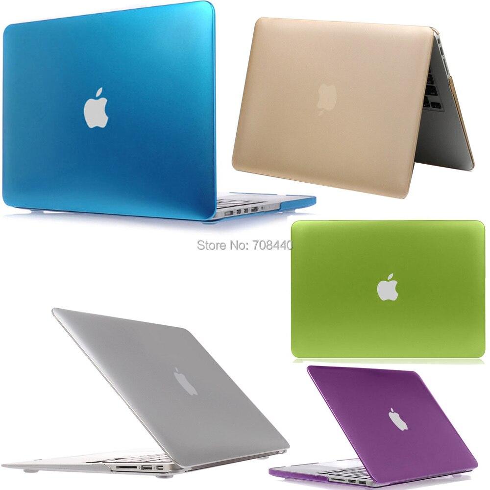 HOT!2015 NEW Metal Color cases For macbook pro retina 13 15 case 5 ...