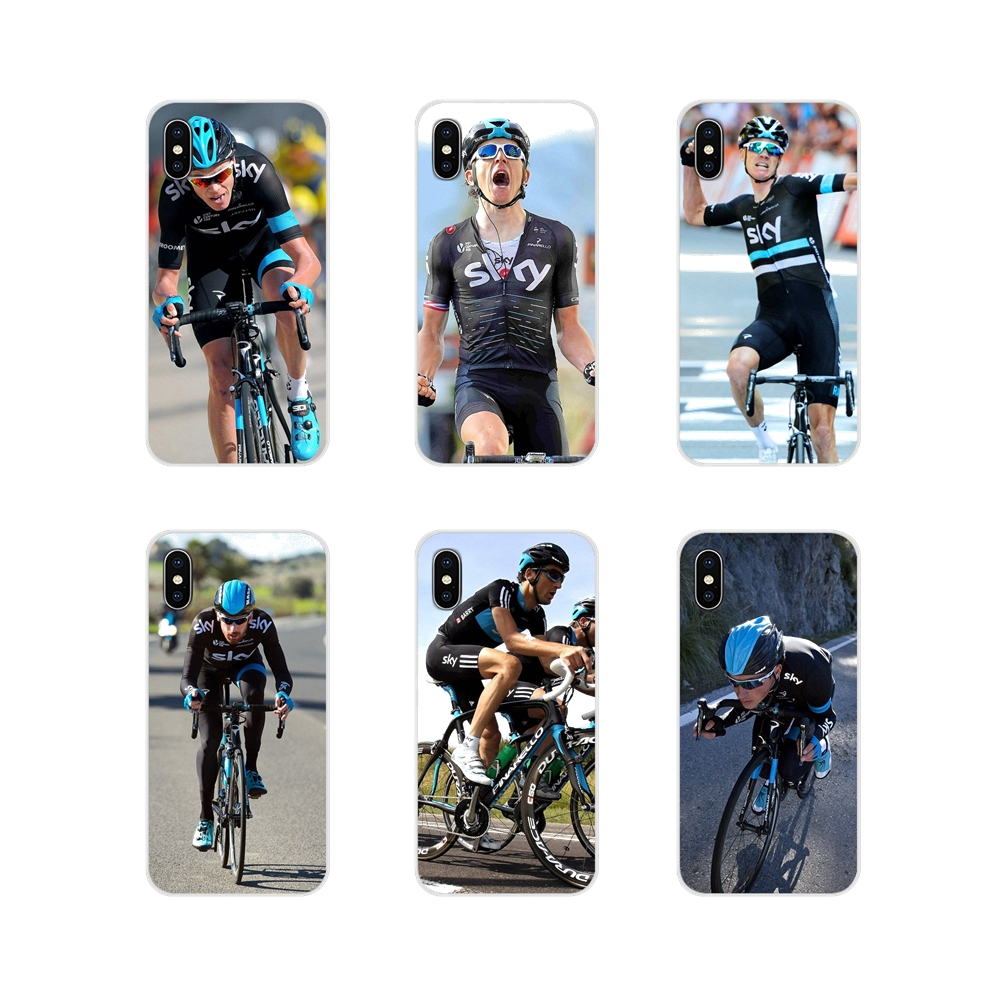 Team Sky font b Pro b font Cycling Accessories Phone Cases Covers For font b Oneplus
