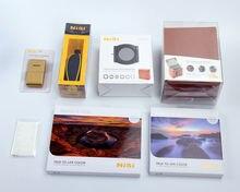 НИСИ 100 мм V5 Pro с CPL-фильтр держатель + 100x150x2 мм мягкий GND8 (0,9) + 100x100x2 мм ИК ND1000 + все в одном ящик для хранения комплекта.