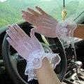 Женская сексуальная кружевные перчатки девушки кружевные перчатки сетка перчатки