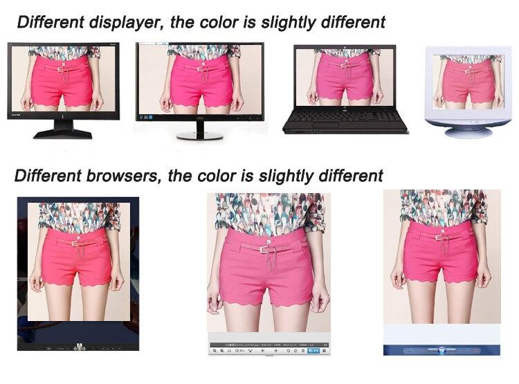 购物不同显示器不同颜色-(1)