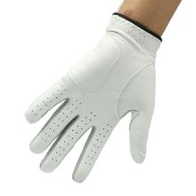 Men's Leather Left Hand Golf Gloves