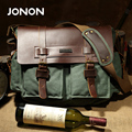 JONON Men's Canvas Bags High Quality Men's Messenger Bags Vintage Crossbody Bag Travel Shoulder Bag  MHB155
