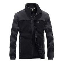 4XL большой размеры для мужчин с флис термальность Военная Униформа тактическая куртка для верховой езды Рыбалка пеший Туризм мягкие дышащи