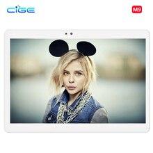 3G 4G Lte Tablet PC llamada de teléfono de 10.1 pulgadas ips MT8752 Android 6.0 1920×1200 Octa Core Cámara Dual SIM y GPS G-sensor Bluetooth