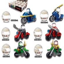 купить Hot Ninja Motorcycle Building Blocks Bricks Toys Compatible Legoingly Ninjagoed Ninja For Kids Gifts Carmadon Kai Jay Zane Cole дешево