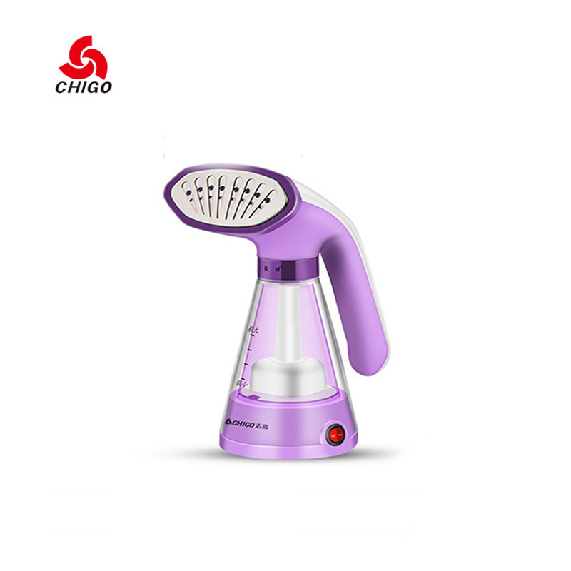 Chigo Iron Steam New Electric Garment Steamer Brush for Ironing Clothes Portable Multifunction Pots Facial for household portable garment steamer 1000w handheld clothes steam iron machine steam brush mini household ironing for for fabrics clothes
