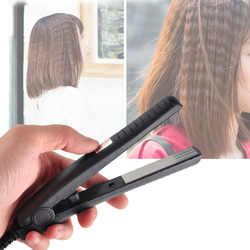 1Pc Protable Electric Hair Straightener straightening Corrugated Iron Hair Crimper Corn Plate Ripple Corrugation Styling Tools
