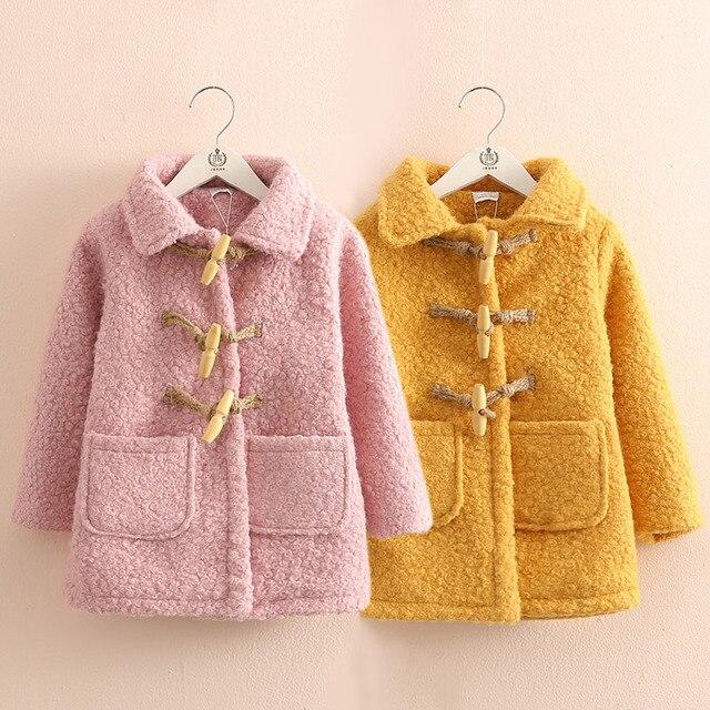 b2e4f48612e 2018 Fashion Children Winter Jacket Girls Winter Coat Kids Warm Thick Long Coats  for Teenage 3