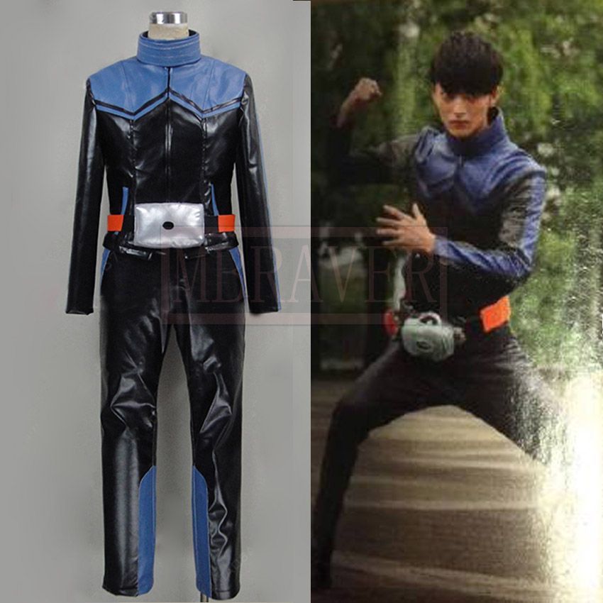 Kamen Rider Ghost Makoto Fukami Haloween Set Cosplay Costume