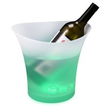 Luminous Ice Bucket