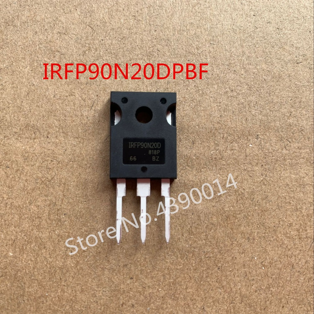 50pcs/lot IRFP90N20DPBF IRFP90N20D TO-247 1set male plug