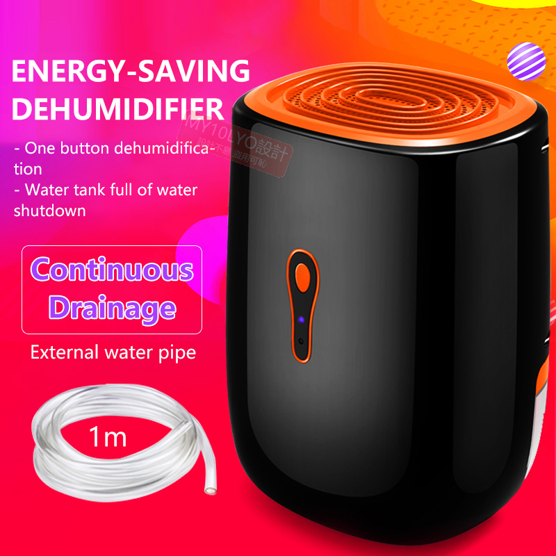 800ml New Upgrades Increase Continuous Drainage Auto Dehumidifier Eliminate Excess Moisture From Closets Quiet800ml New Upgrades Increase Continuous Drainage Auto Dehumidifier Eliminate Excess Moisture From Closets Quiet