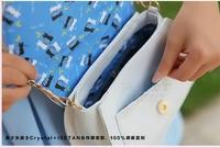 20Y Limited Sailor Moon Bag Ladies Handbag Black White Cat Luna Moon Women Messenger Crossbody Bag