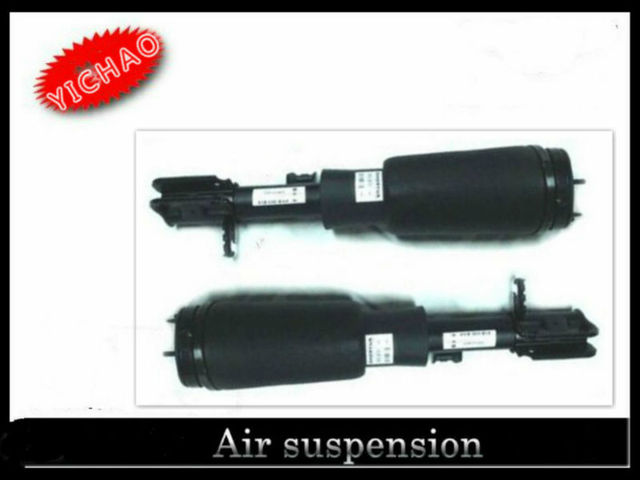 pair REMANUFACTURED Air Spring / Air Suspension strut for Land Rover Range Rover 2010-2012 For Vogue L322 shock absorber front