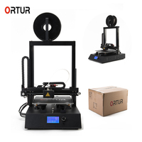 Factory Directly Sell Ortur 4 3D Printer Kit More Higher Speed 150MM 200MM/S Than Anet A8/A6 Impressora 3D Kit Completo for Sale