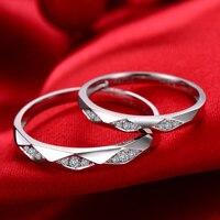 0.06ct/0.05ct גברים/נשים סט זוג יהלומי זהב 18ct להקות חתונת טבעות טבעות אירוסין לגברים נשים משלוח DHL חינם