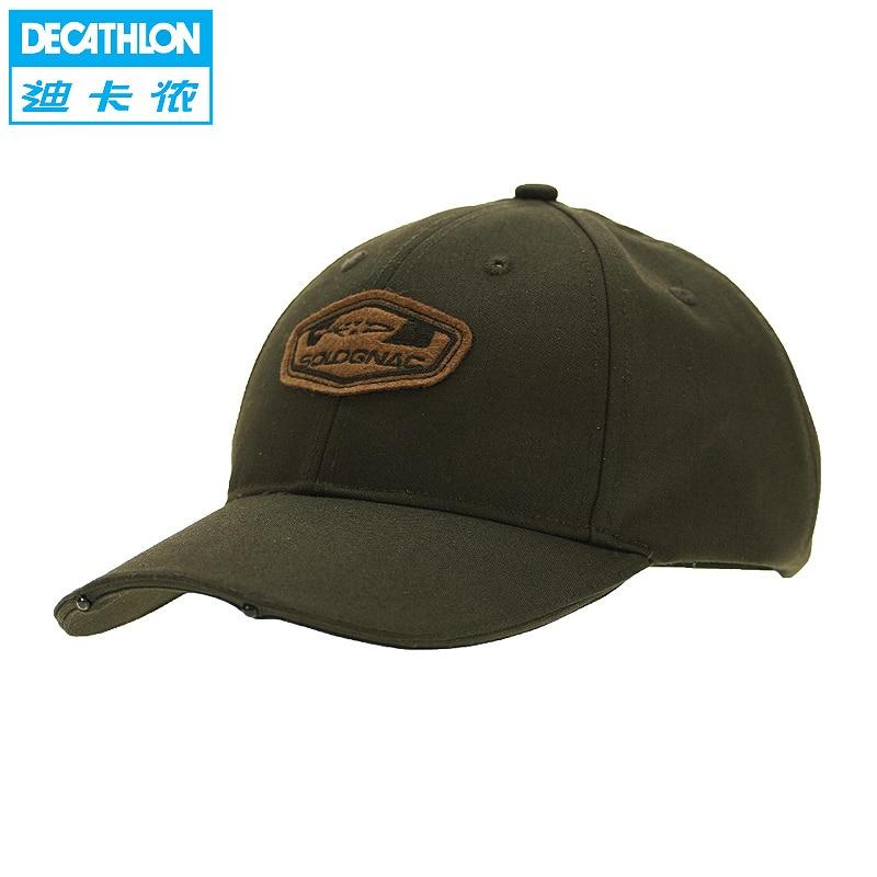 designer nuovo e usato nuova versione cerca l'originale Decathlon Genuine Men Outdoors Hunting Cap LED Lighting ...