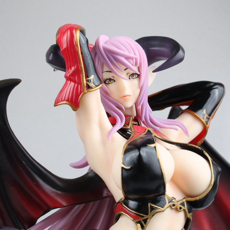 High-Quality PVC Model illust Astacia Anime Uniform Temptation Action Figure 22CM Doll Model Toy Adult Decoration Statue wow world of orc statue figure high quality wolf rider 10 toy collectibles model doll 275