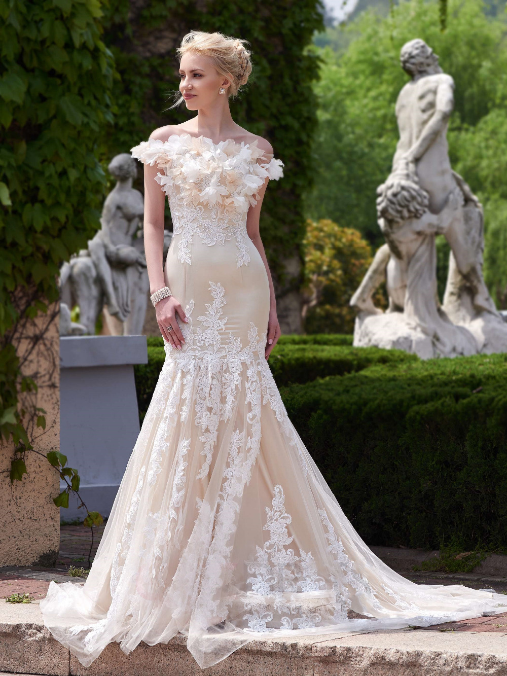 Online buy wholesale civil wedding from china civil for Bridal dress for civil wedding