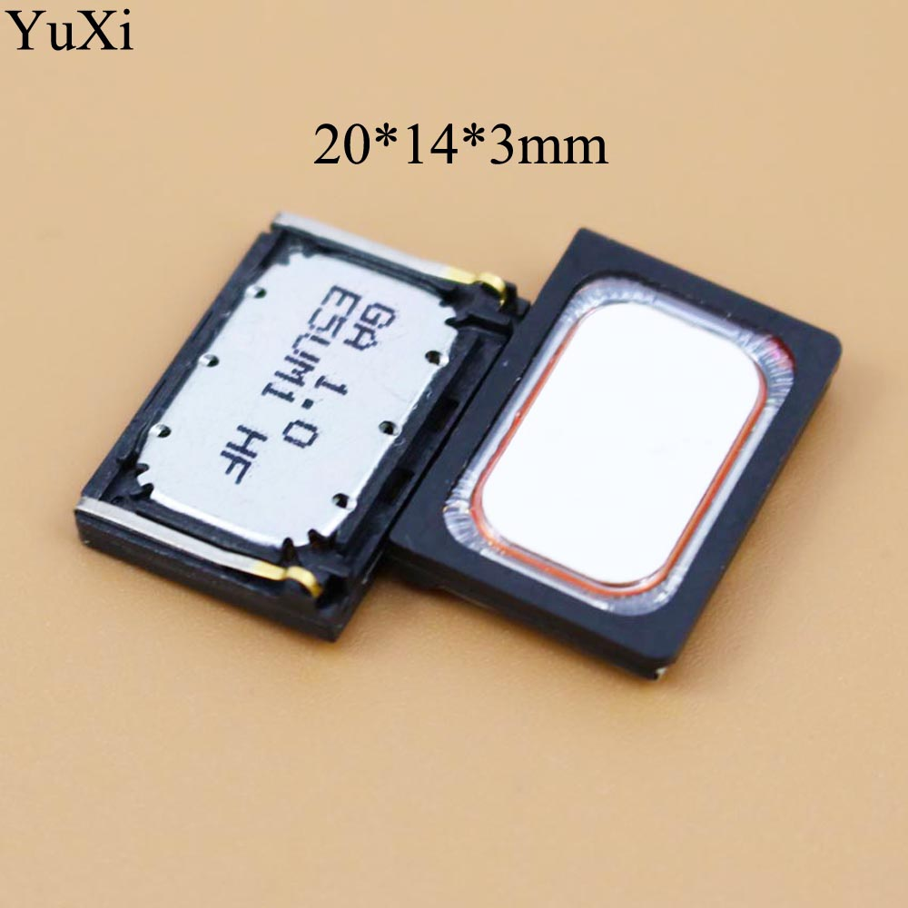 New Loud Speaker Buzzer Replacement Part For Xiaomi 1 1S / M1 M1S For Huawei U8825D G330D Honor 3X G750  20*14*3mm