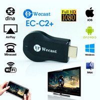 Full HD 1080P WiFi Wireless Display Receiver Dongle HDMI TV Mini DLNA Airplay Airmirroring For Android