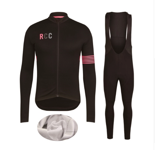 RCC Mens Winter Thermal Fleece Cycling Jersey Racing Bike Clothes Pro Team Bicycle Clothing women  MTB Cycling outdoor ClothingRCC Mens Winter Thermal Fleece Cycling Jersey Racing Bike Clothes Pro Team Bicycle Clothing women  MTB Cycling outdoor Clothing